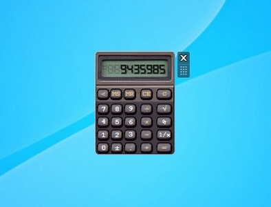 Calculator 2 Free Desktop Gadgets For Windows 10 8 7 And Vista