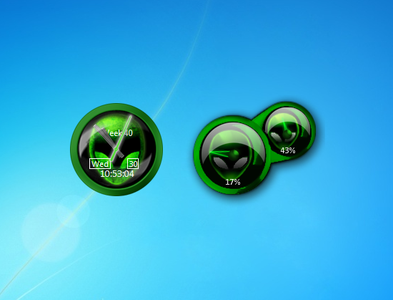 gadget-green-alienware-clock-and-cpu-meter.png