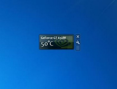 NVIDIA GPU Temp - Free Desktop Gadgets For Windows 10, Windows 8